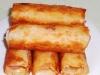 Сосиски в картофельно-сырной «шубке» и хрустящей корочке